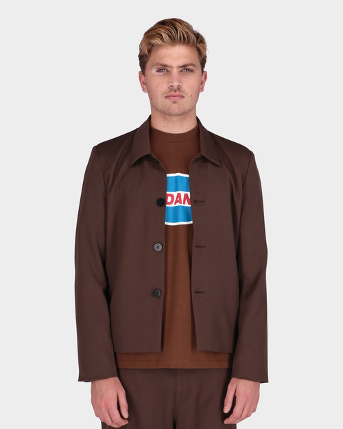 Lack Of Guidance Lack Of Guidance Leo Jacket Brown