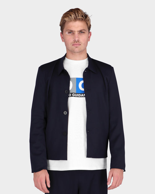 Lack Of Guidance Lack Of Guidance Leo Jacket Navy
