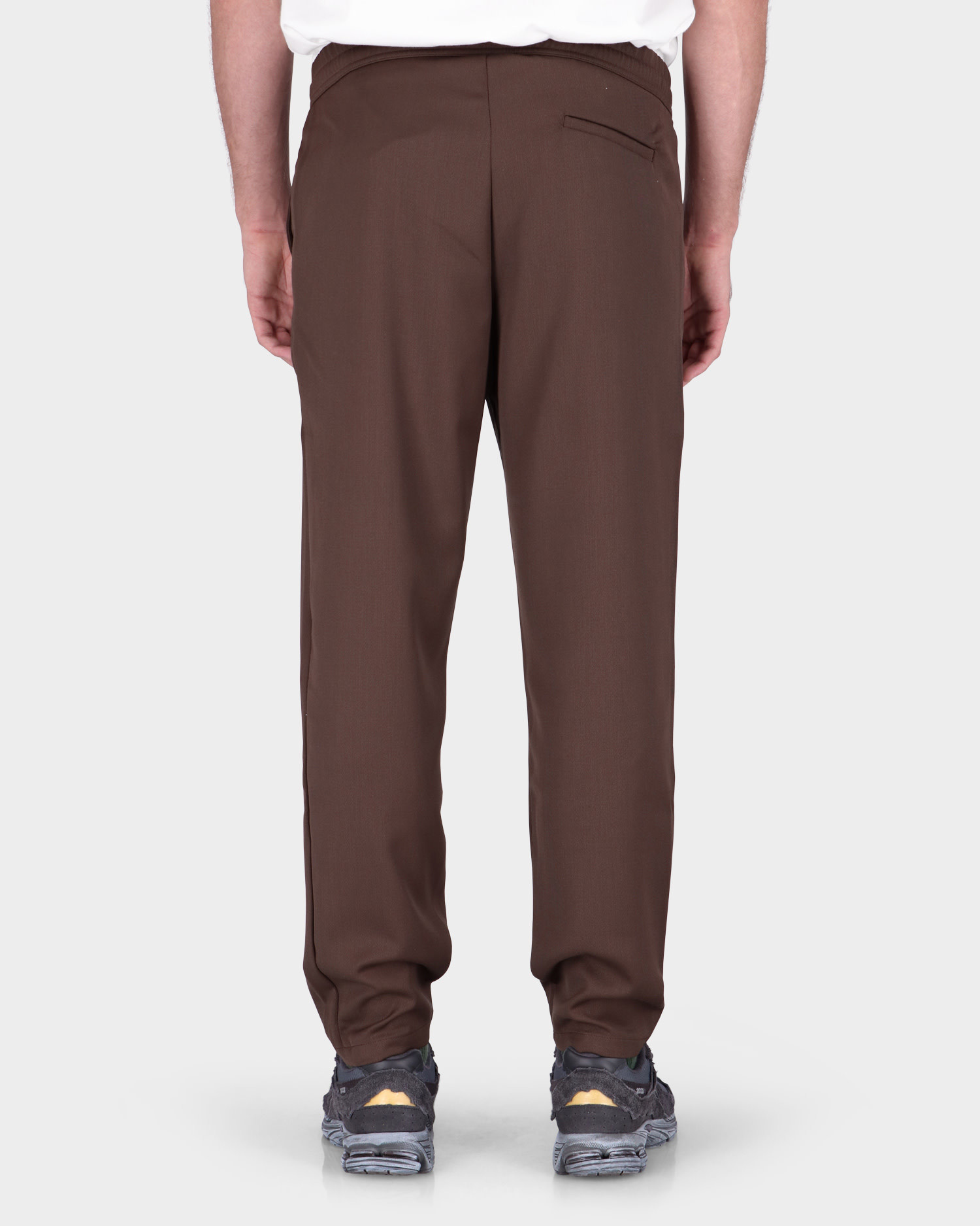 Lack Of Guidance Leo Trousers Brown