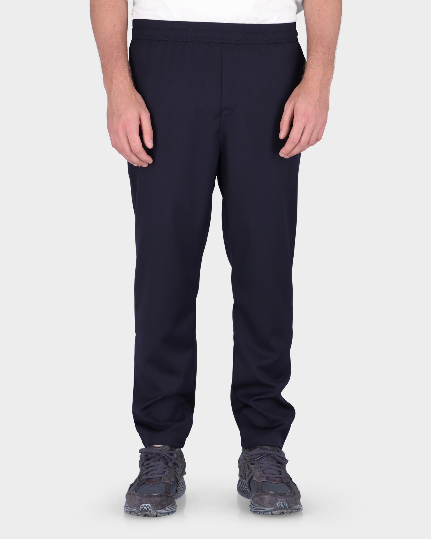 Lack Of Guidance Leo Trousers Navy