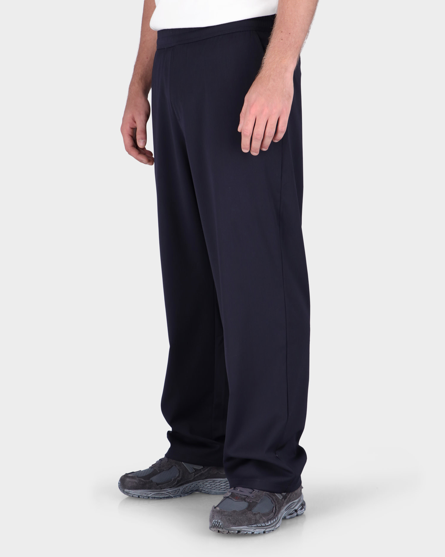 Lack Of Guidance Louis Trousers Navy