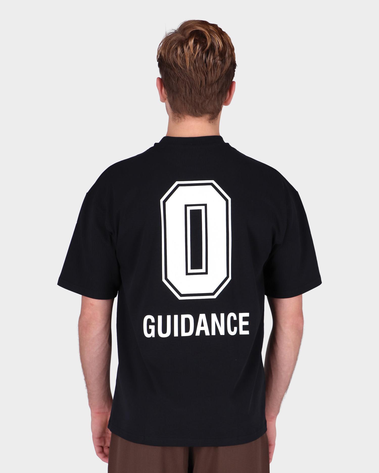 Lack Of Guidance Karl T-shirt Black