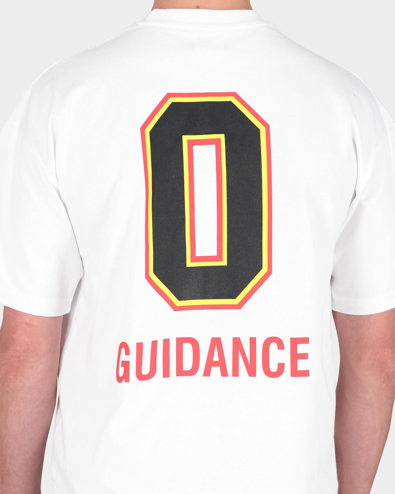 Lack Of Guidance Karl T-shirt White