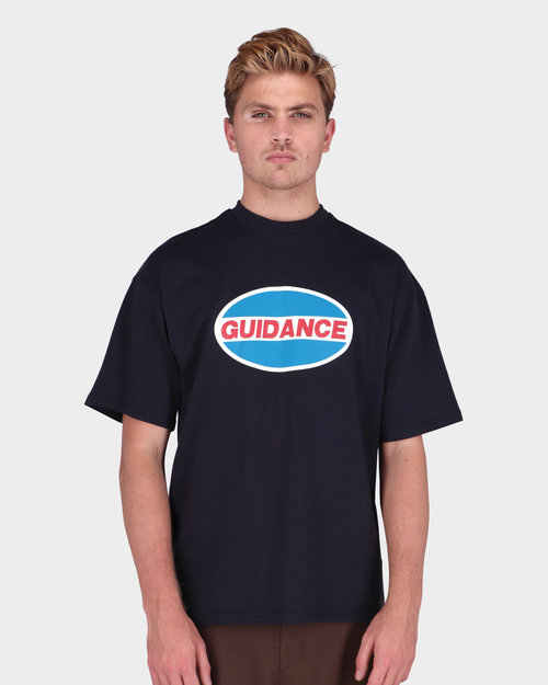 Lack Of Guidance Lack Of Guidance Pavel T-shirt Navy