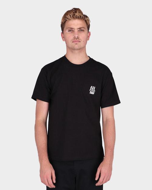 Evisen Evisen How To Tasty T-shirt Black