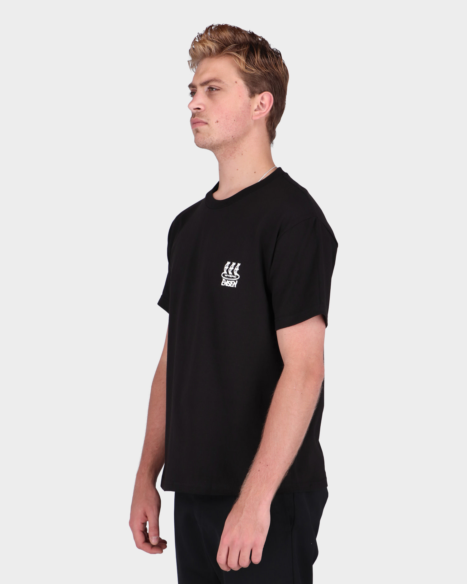 Evisen How To Tasty T-shirt Black