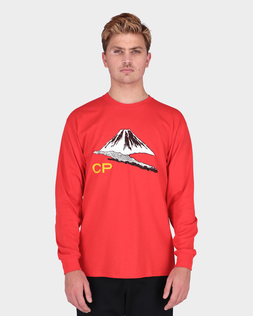 Evisen Evisen Adults Only Longsleeve Red
