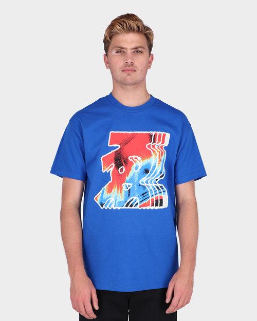 Evisen Evisen Wyeasty T-shirt Blue