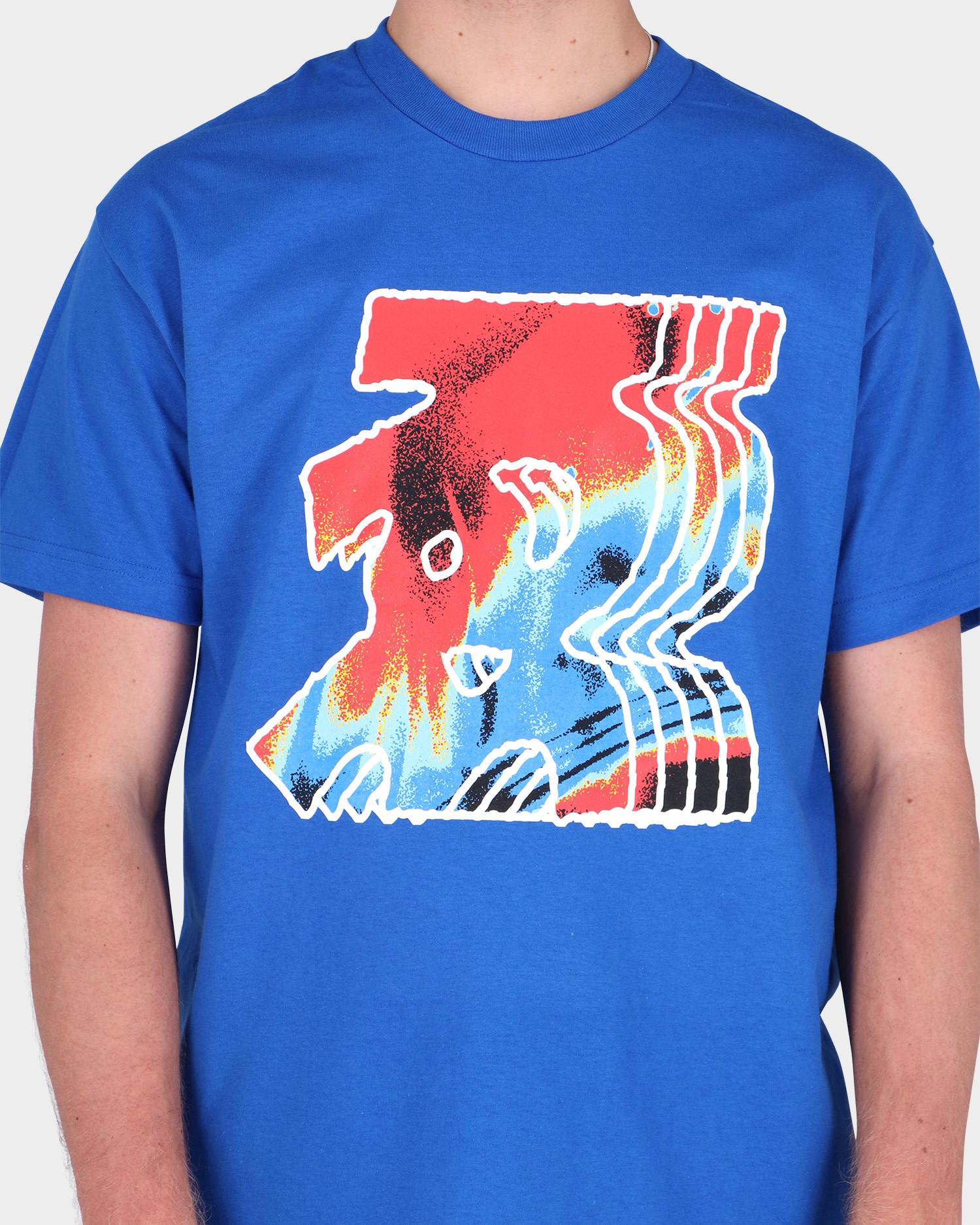Evisen Wyeasty T-shirt Blue