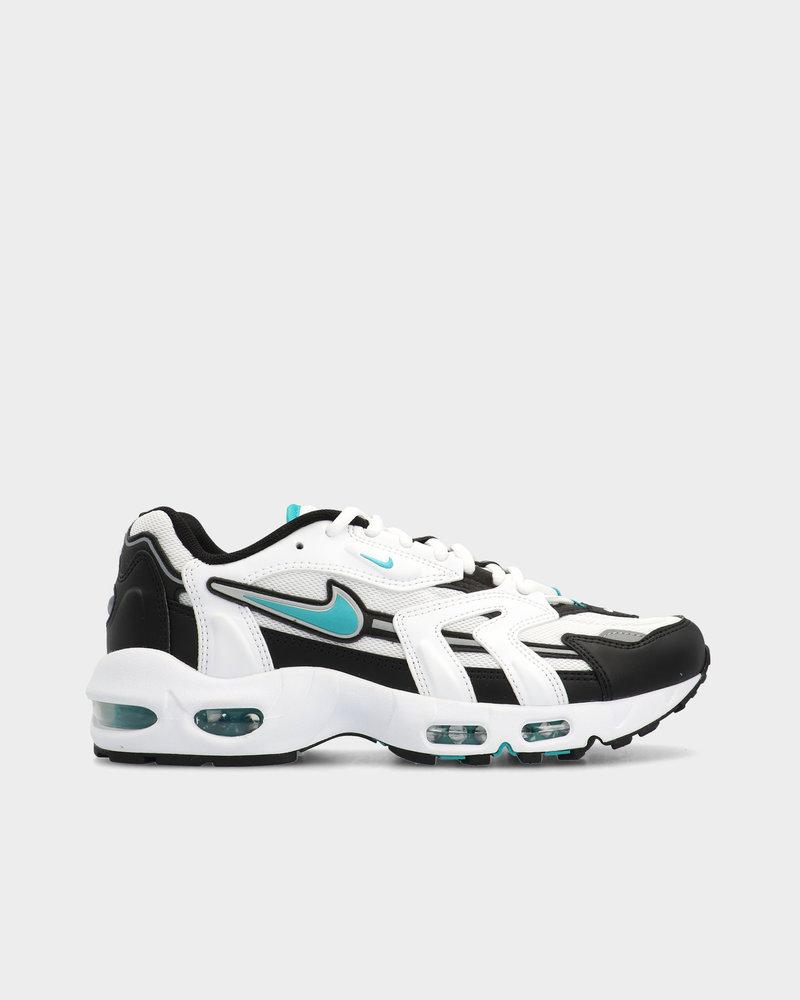 Nike Nike air max 96 ii White/mystic-teal-black-reflect silver