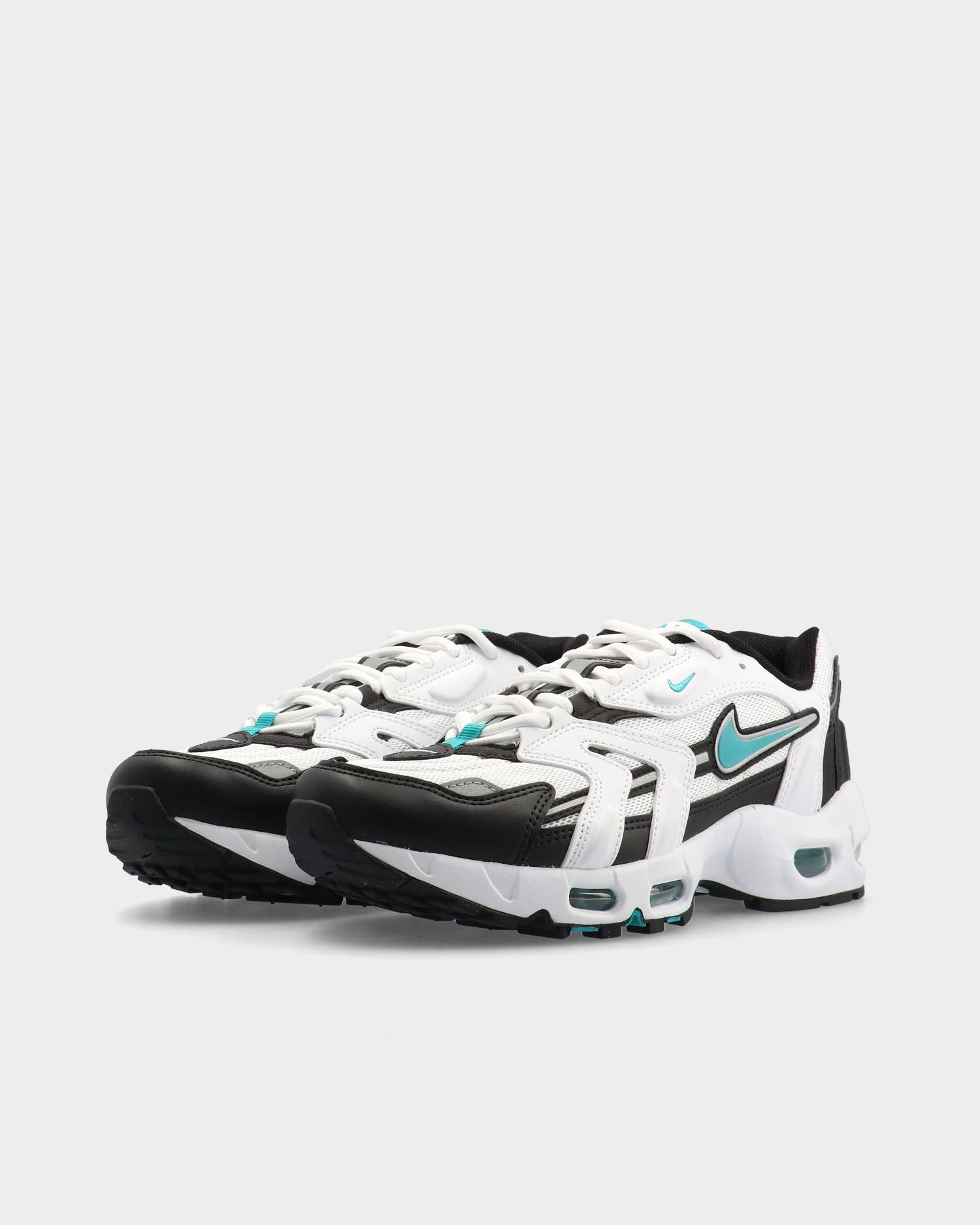 Nike air max 96 ii White/mystic-teal-black-reflect silver