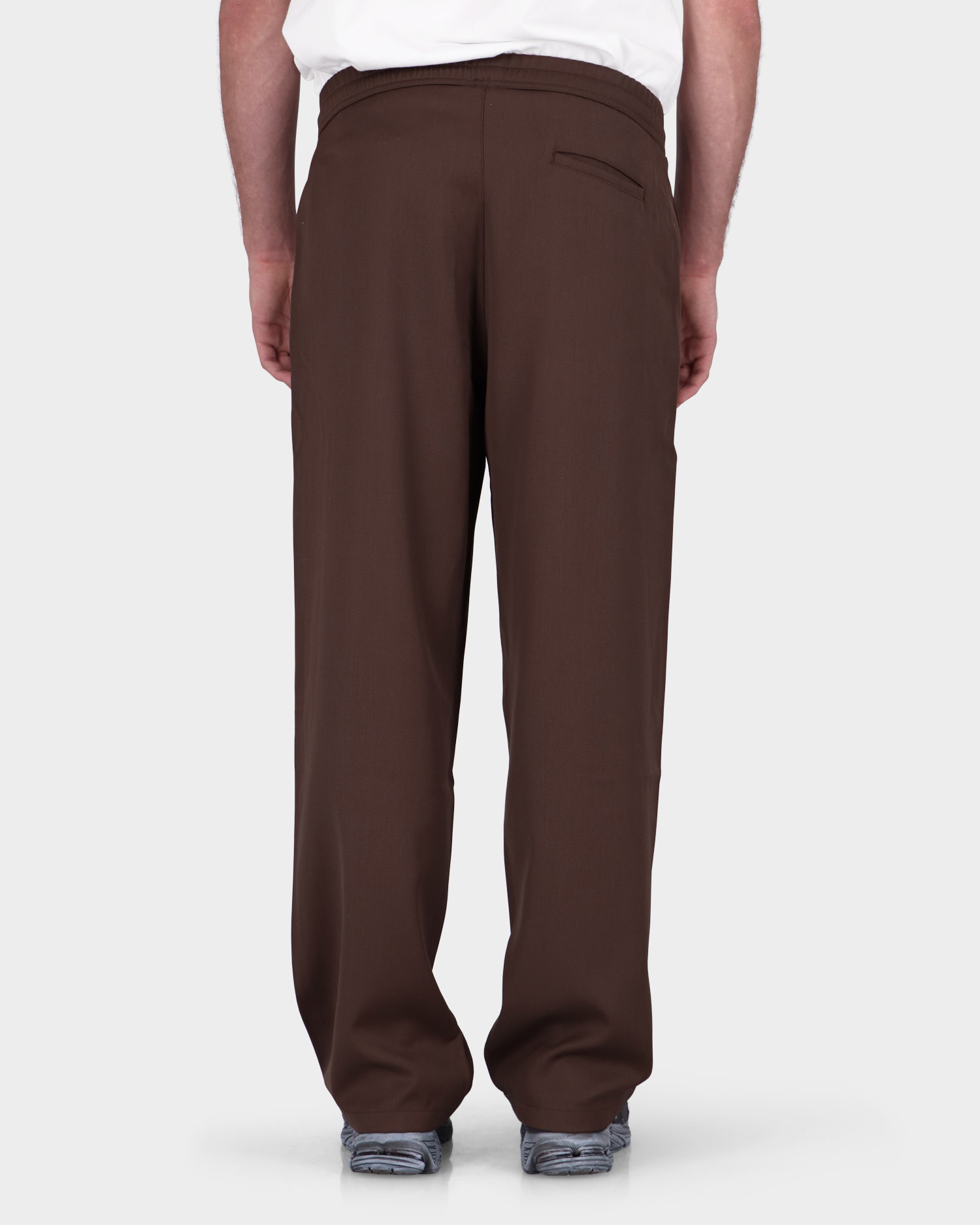 Lack Of Guidance Louis Trousers Brown
