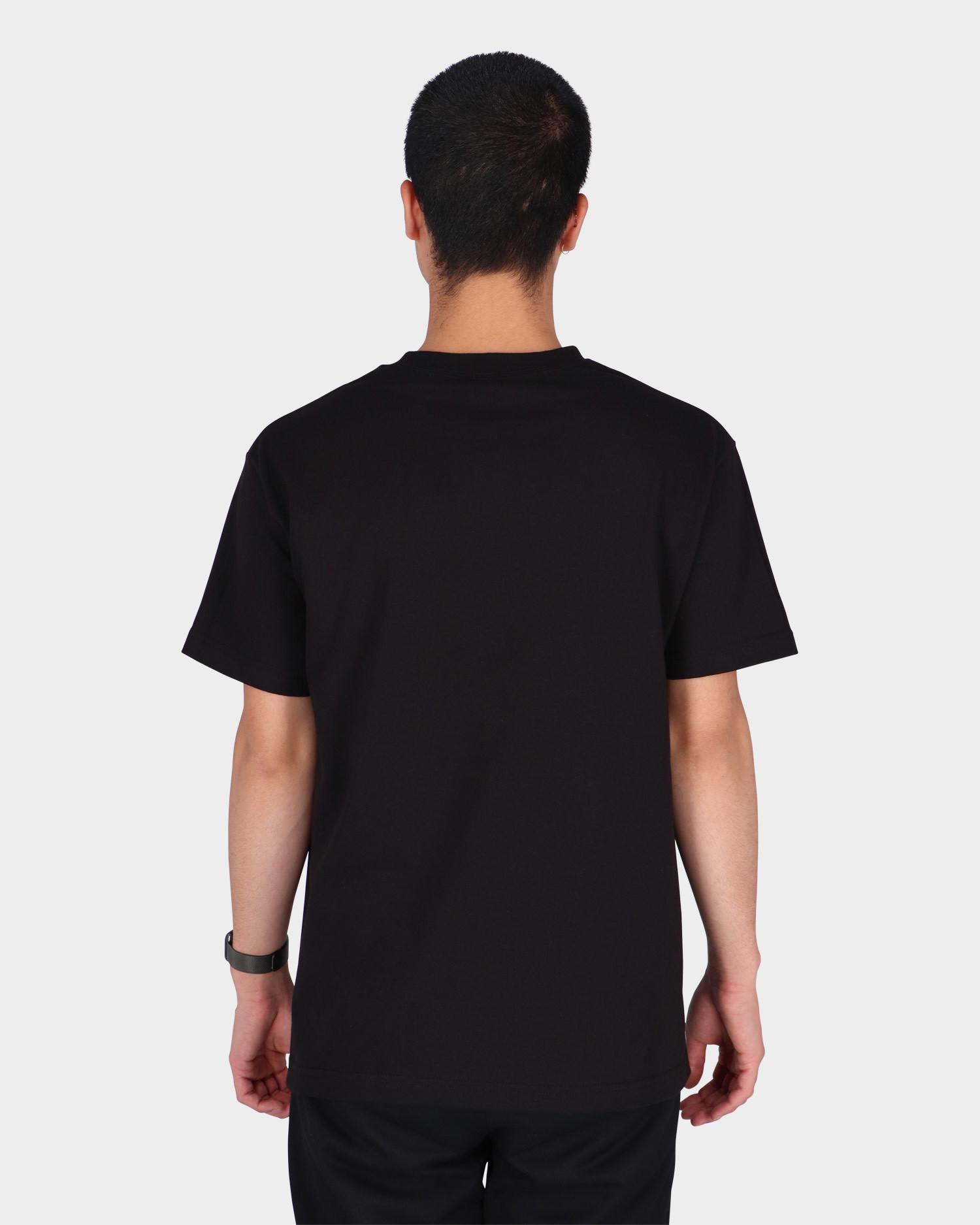 Quasi Skateboards Fossil Black T-Shirt