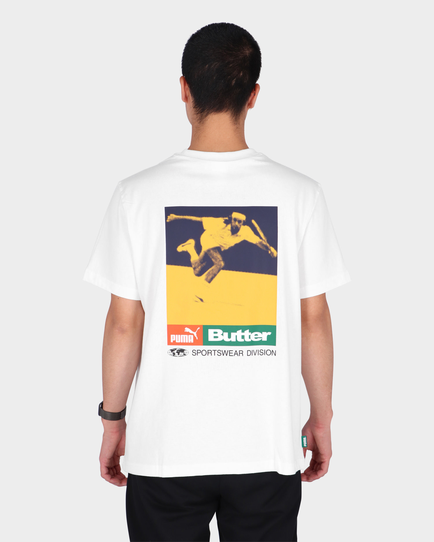 Puma X Butter Goods Graphic Tee White