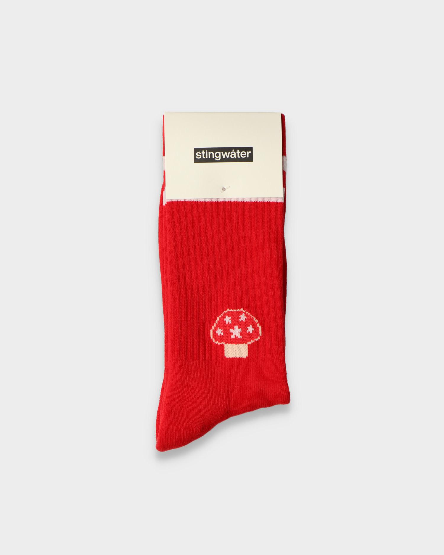 Stingwater Athletic Aga Sock Red