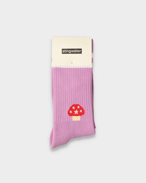 Stingwater Stingwater Athletic Aga Sock Lavender