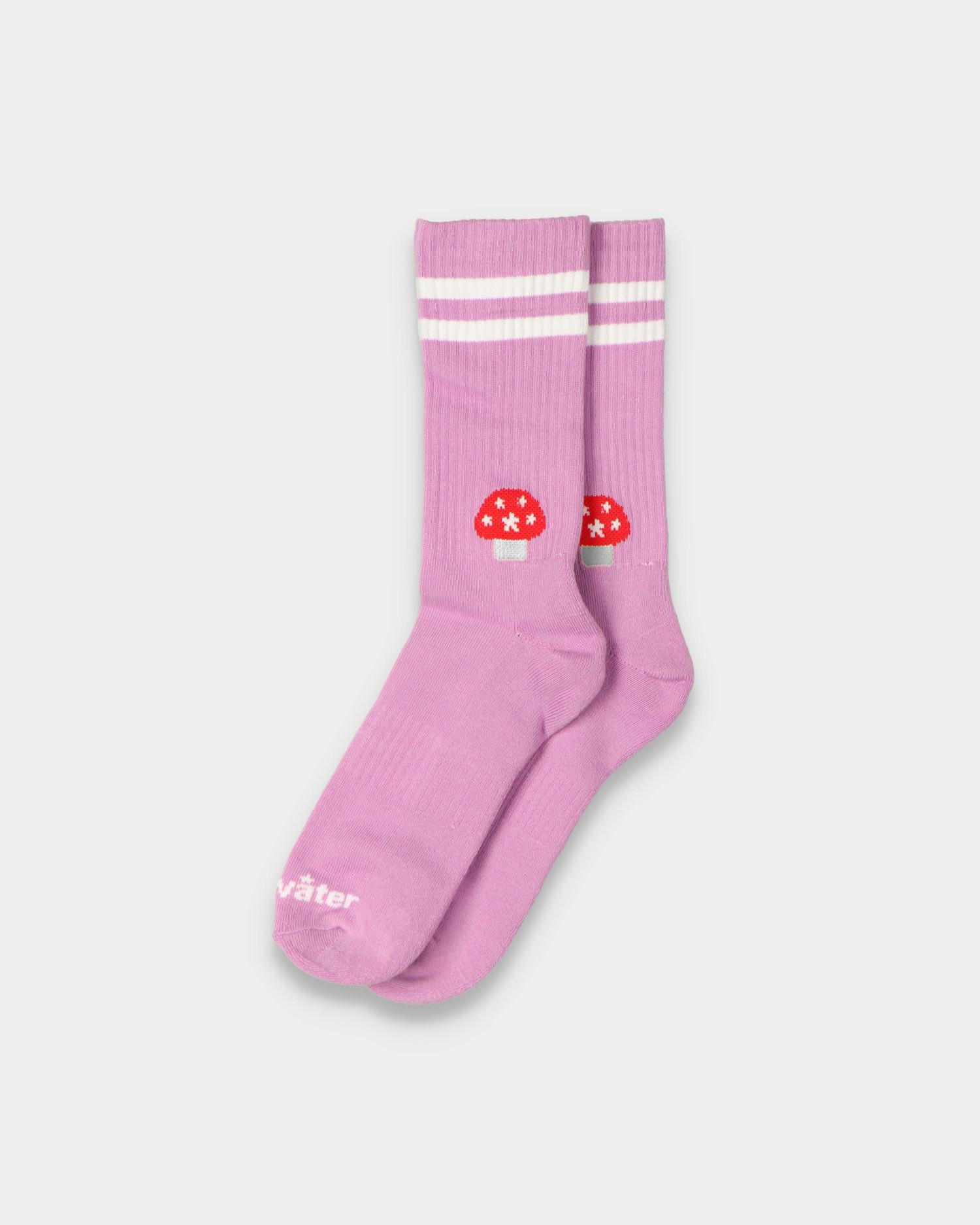 Stingwater Athletic Aga Sock Lavender