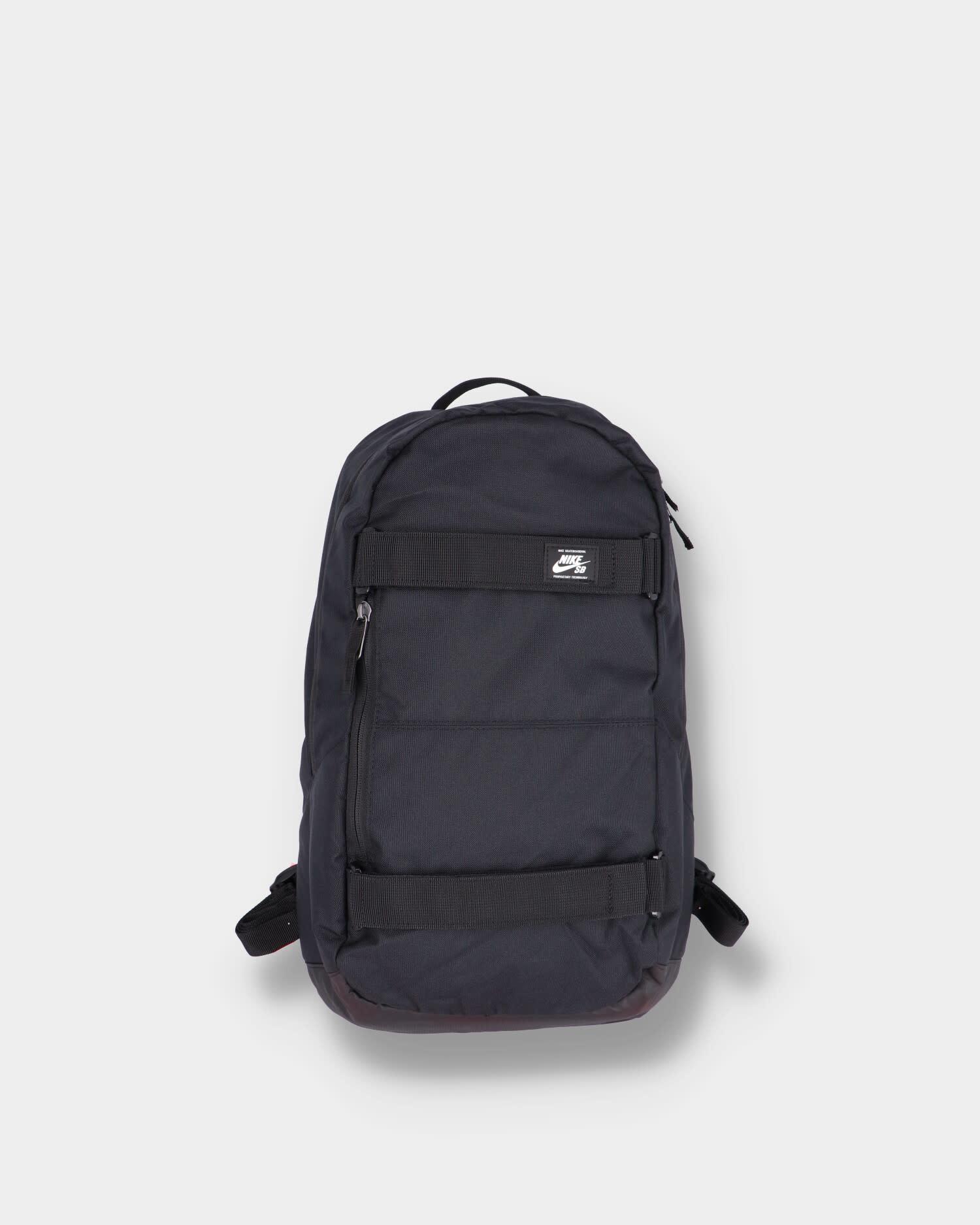 Nike SB Courthouse Backpack Black/Black/White OS