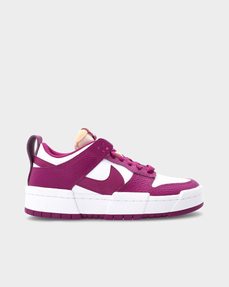 Nike Nike Dunk Low Disrupt White/red plum