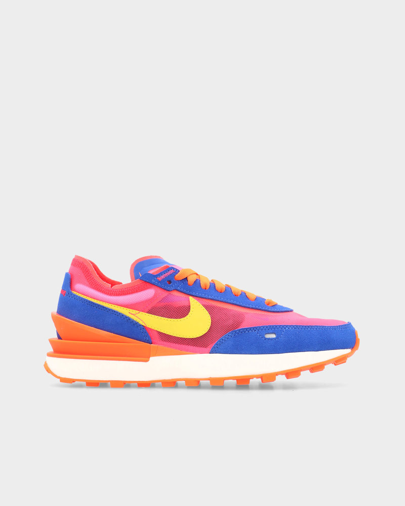 Nike Nike Wmns Waffle One Racer blue/bright citron-hyper pink