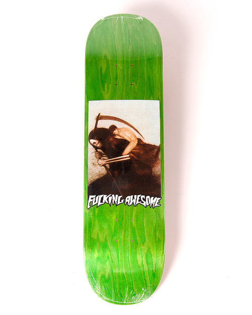 Fucking Awesome Fucking Awesome Deck Ave  Personification Of Death 8.38