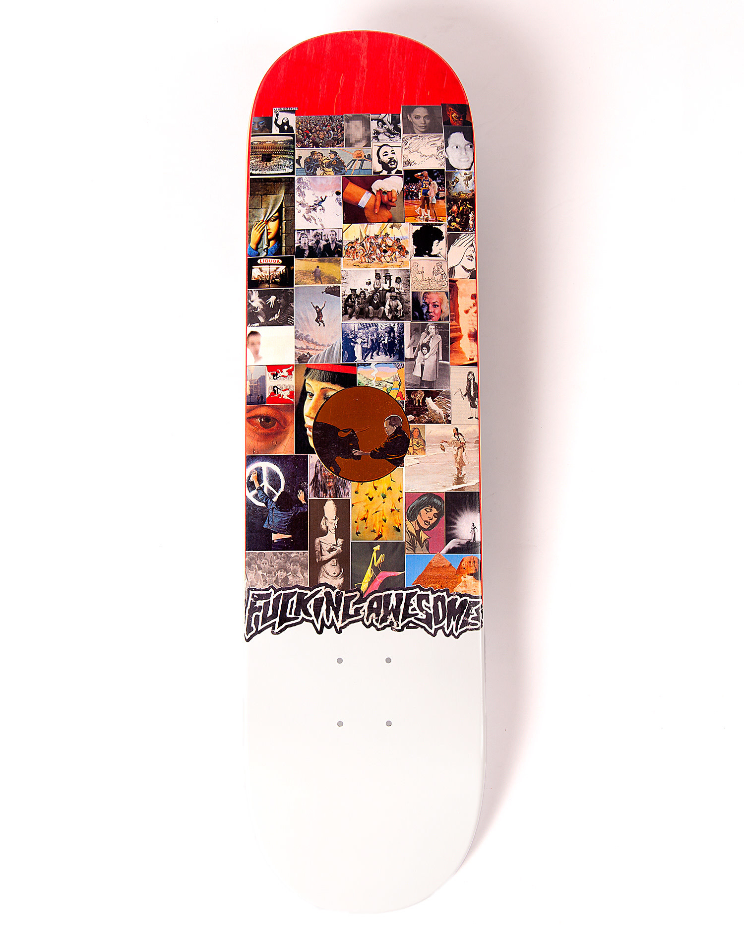 Fucking Awesome Deck Louie Collage Ii 8.18