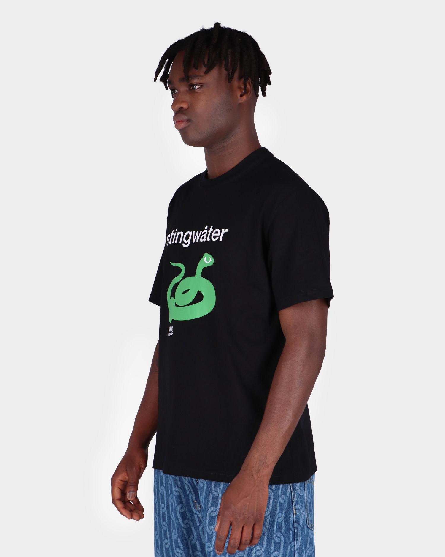 Stingwater Snake T-Shirt Black