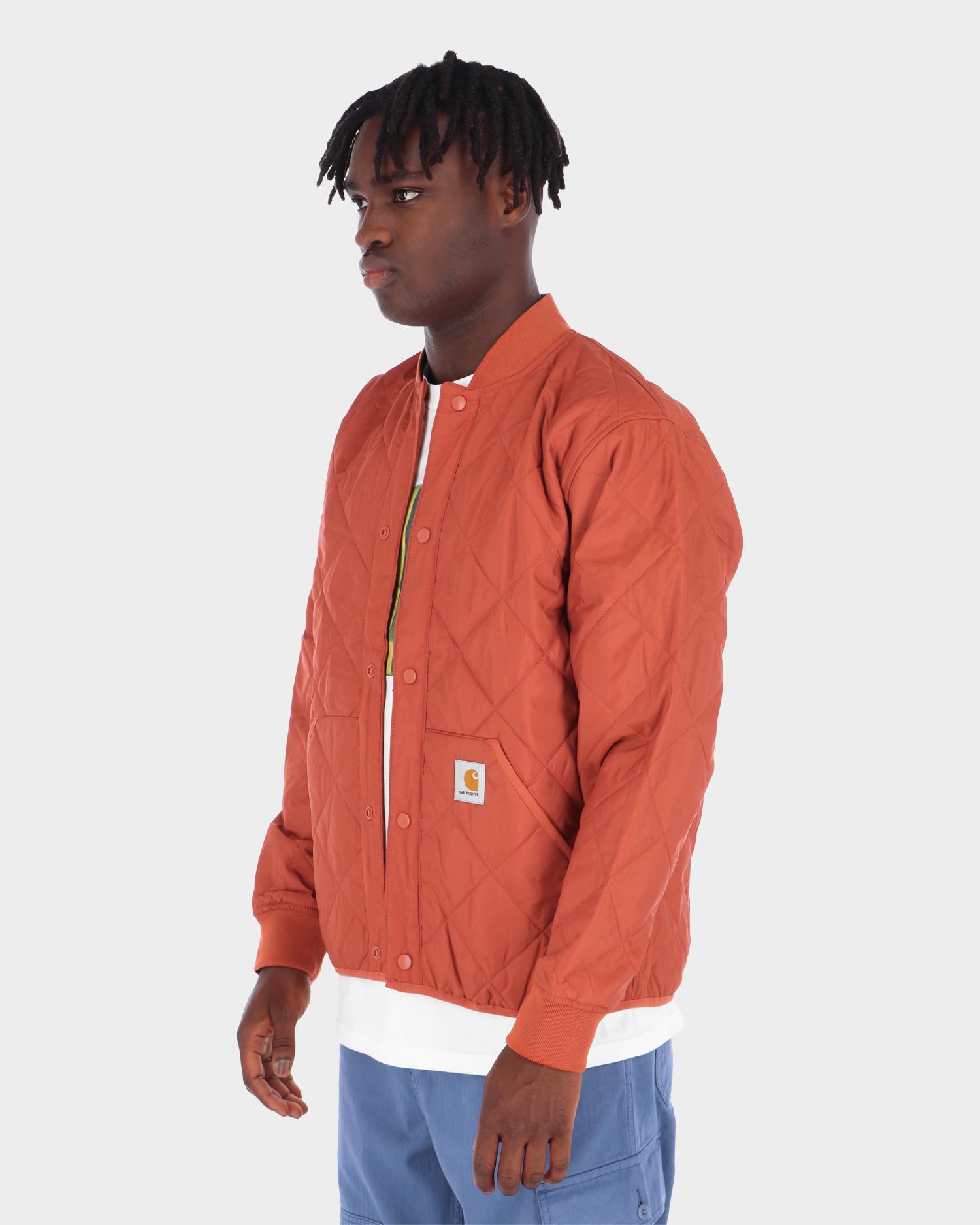 Carhartt Barrow Liner Polyester Jacket Copperton/Black