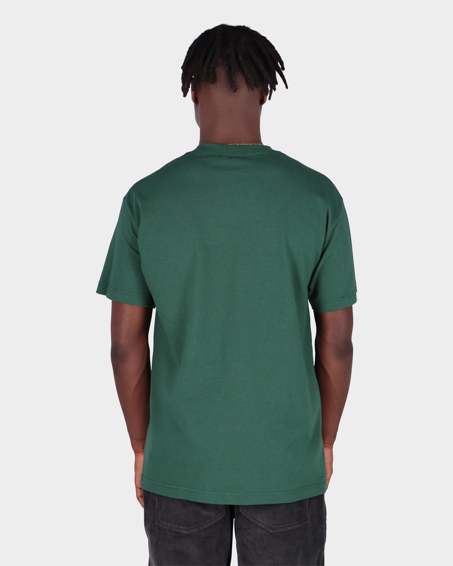 Evisen Sushi Stitch T-shirt Green