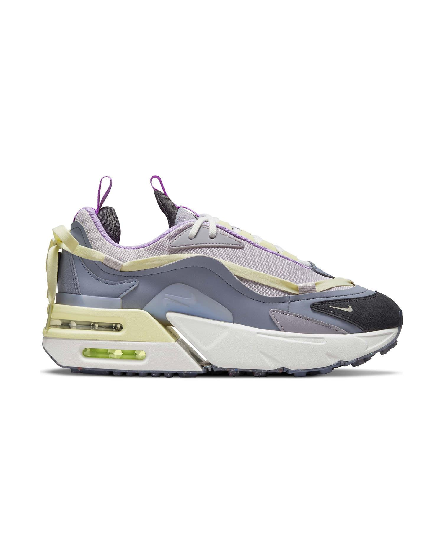 Nike Wmns Air Max Furyosa Ashen Slate/Summit White-Venice