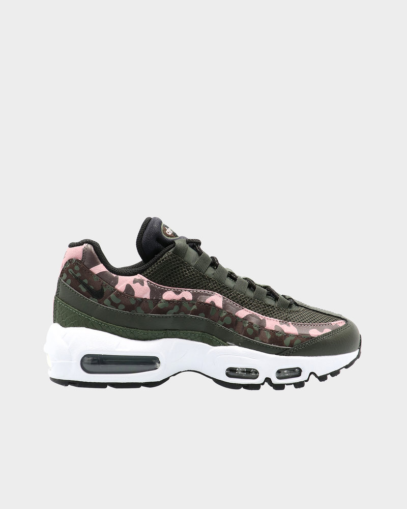 Nike Nike Wmns Air Max 95 Brown Basalt/Black-Sequoia-Pink Glaze