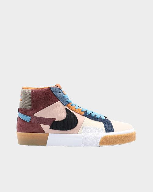 Nike Nike SB Zoom Blazer Mid Dark wine/black-pink oxford-cashmere