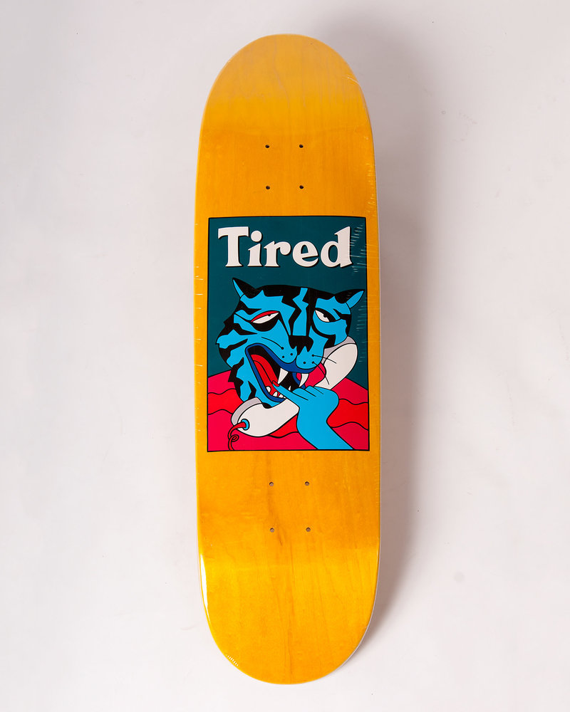 Tired Tired Cat Call Deck 8,75''