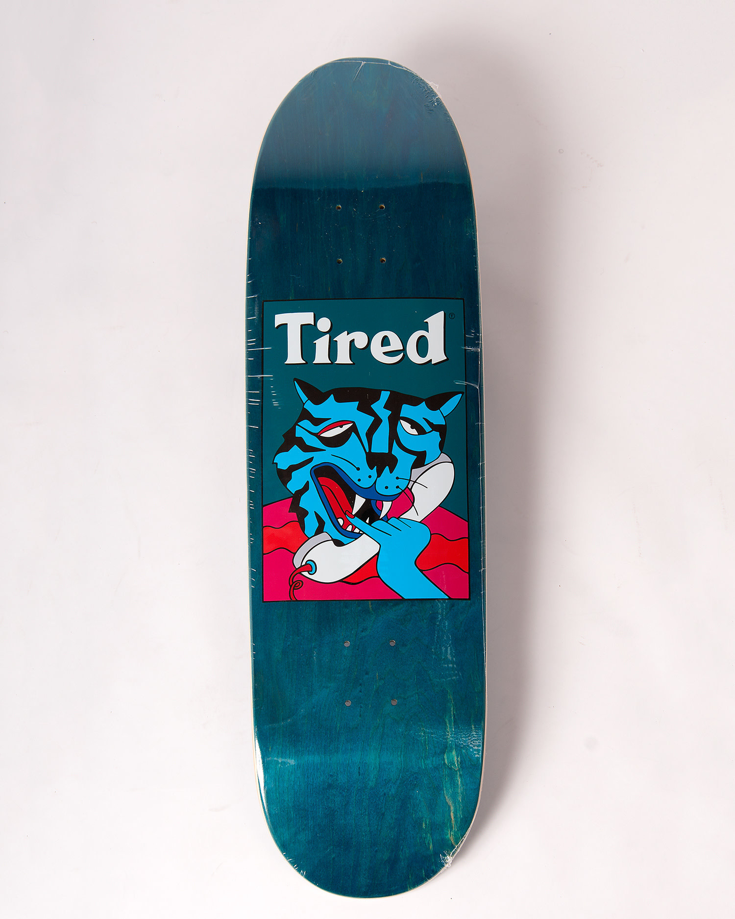 Tired Cat Call Deck 8.75''