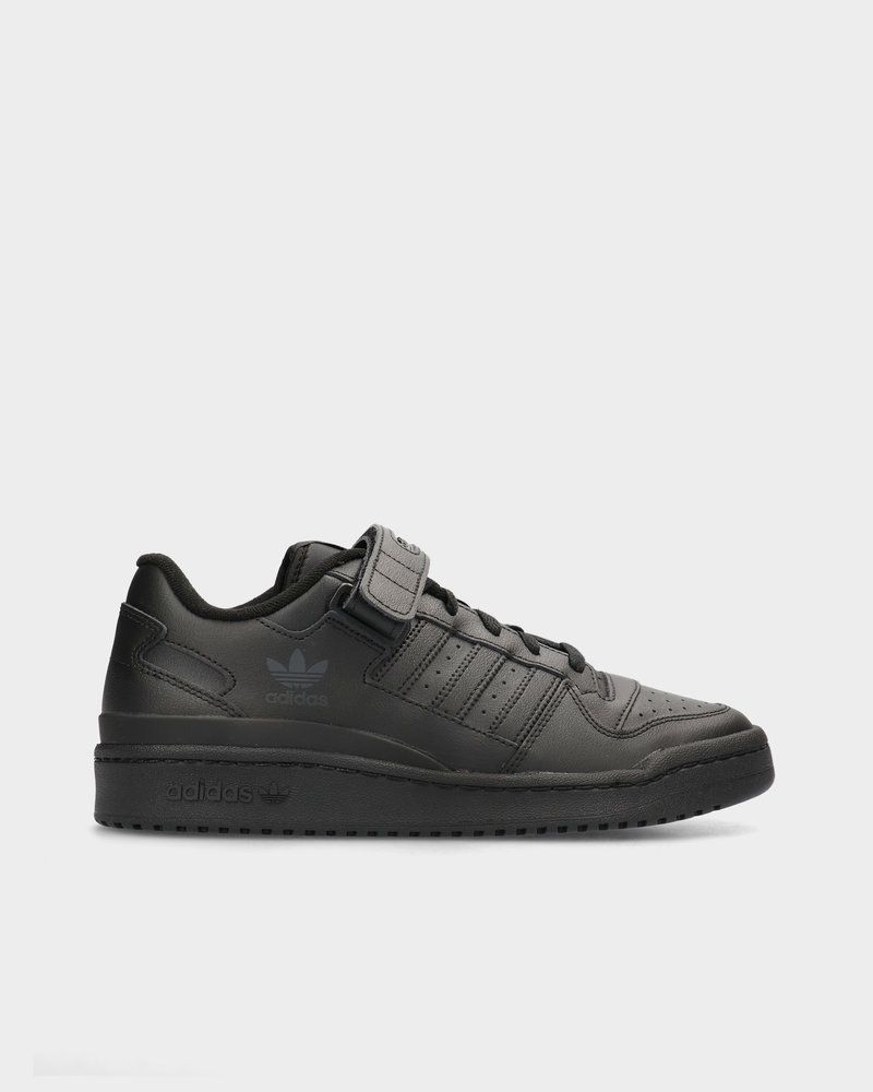 Adidas adidas Forum Low Core Black / Core Black / Core Black