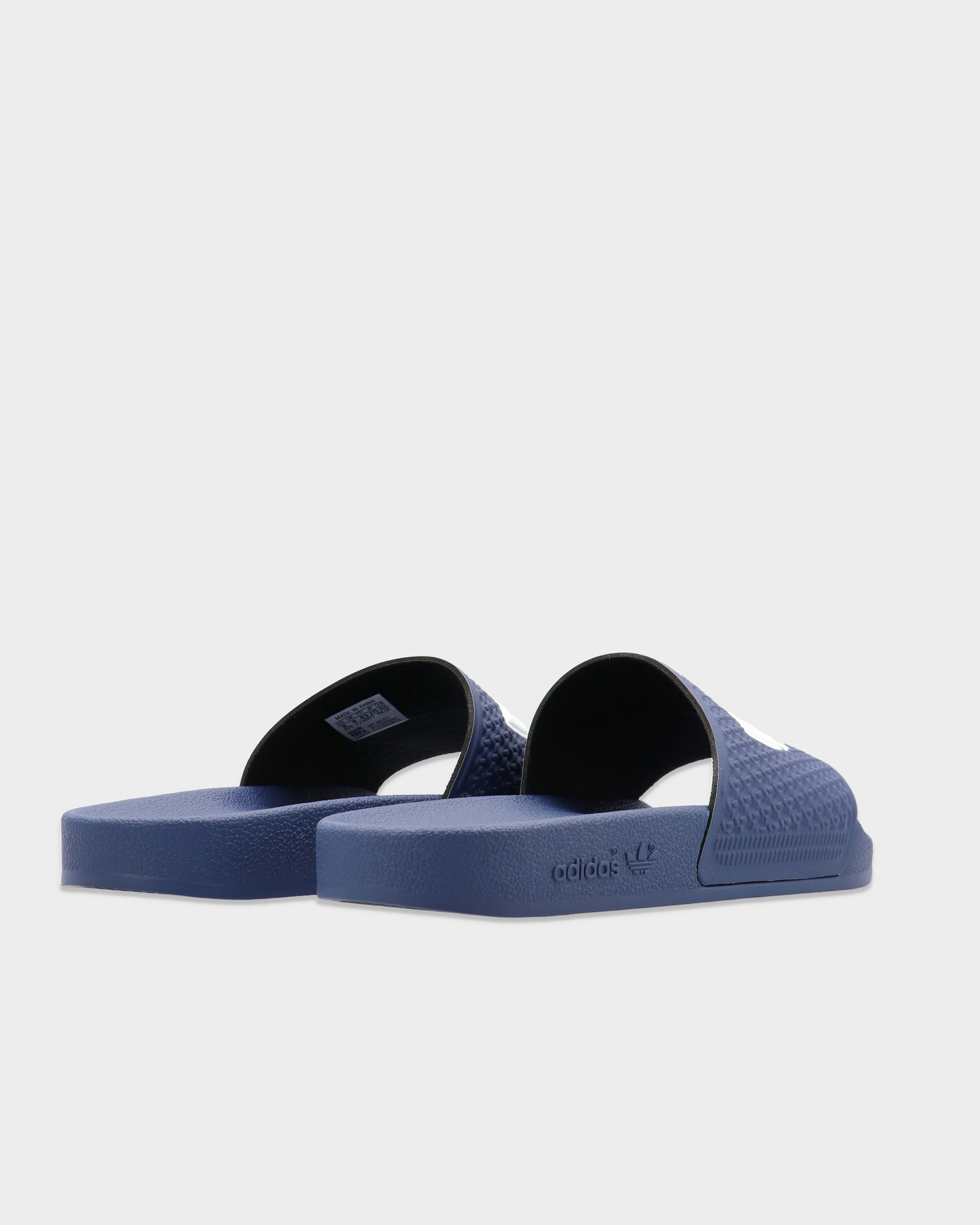 Adidas Shmoofoil Slide Victory Blue/Footwear White/Victory Blue