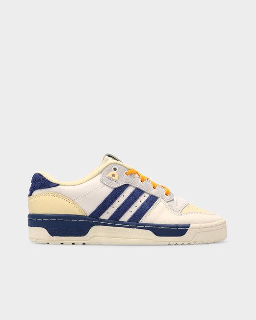 Adidas adidas Rivalry Low Premium Core White/Victory Blue/Core White