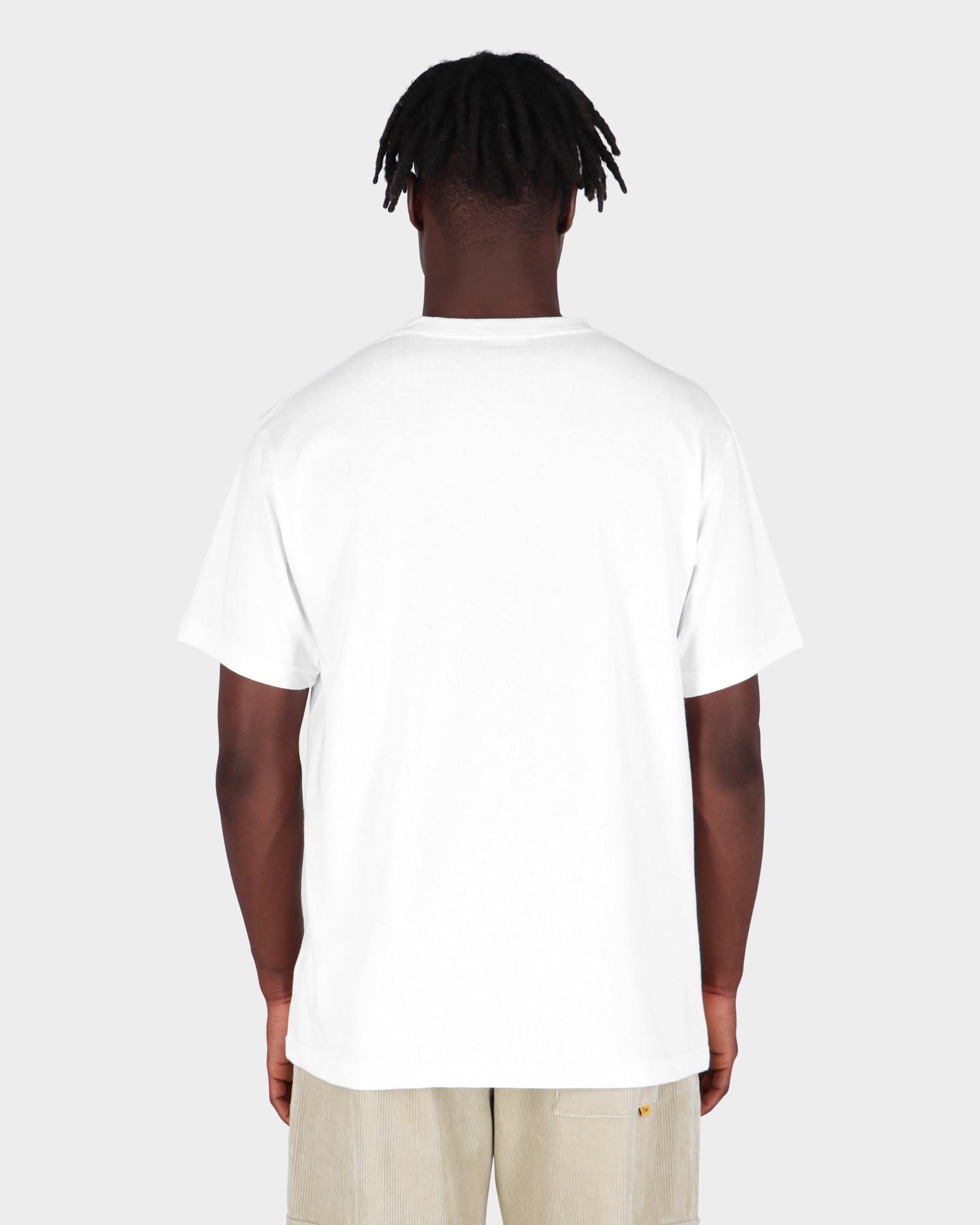 Dime Classic Screenshot T-Shirt White