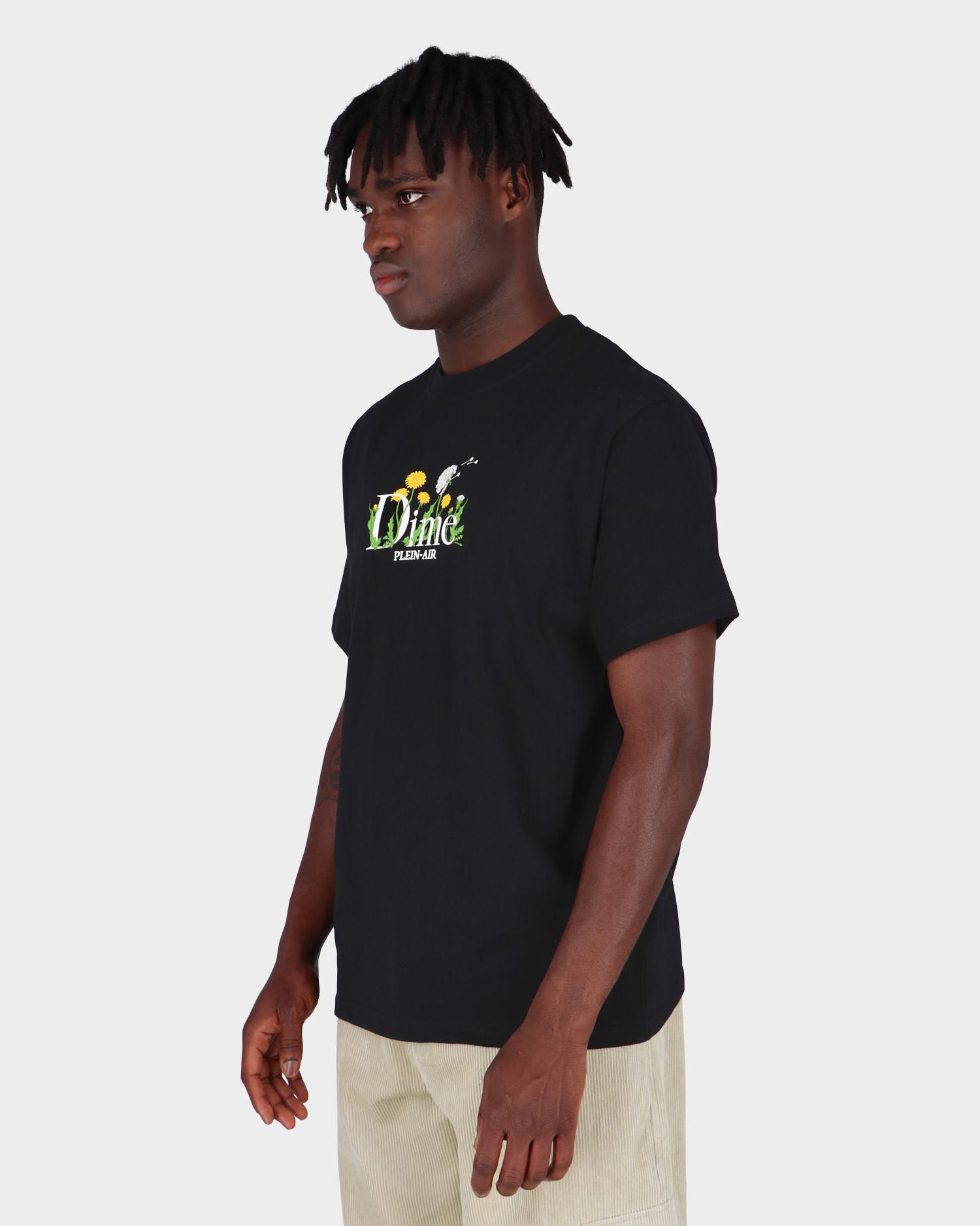 Dime Classic Allergies T-Shirt Black