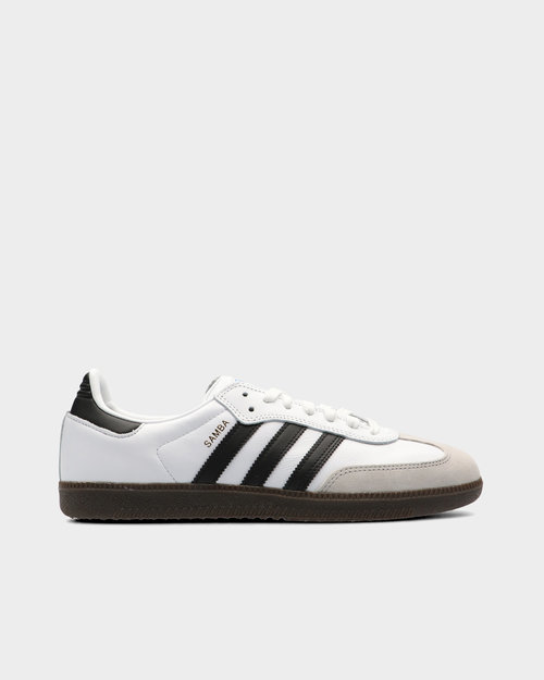 Adidas Adidas Skateboarding Samba Adv Ftwwht/Black/Gum5