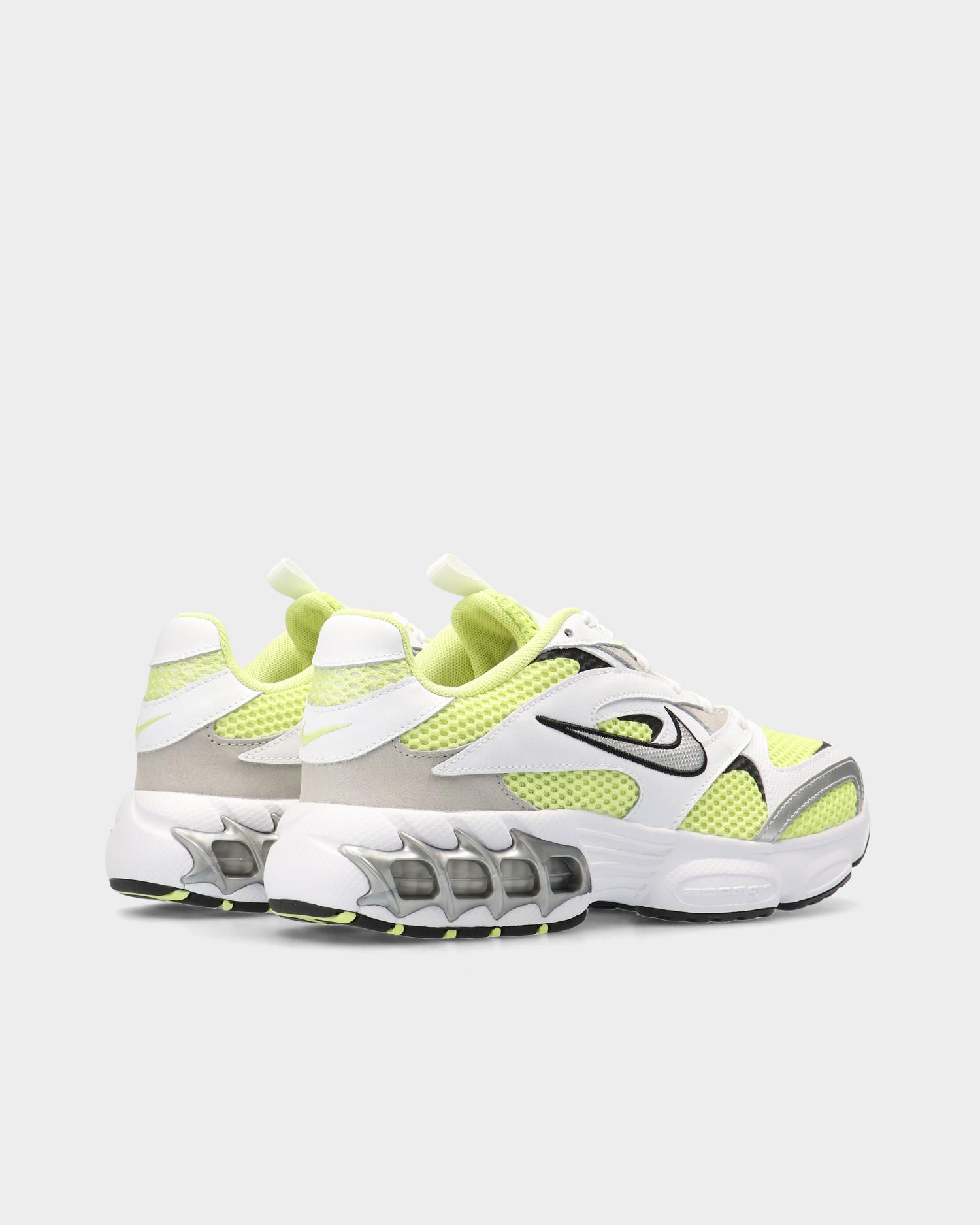 Nike Zoom Air Fire White/metallic silver-lt lemon twist