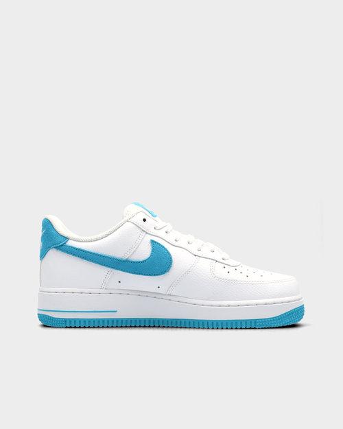 "Nike Nike Air Force 1 '07 ""SPACE JAM"" White/Light Blue Fury-White"