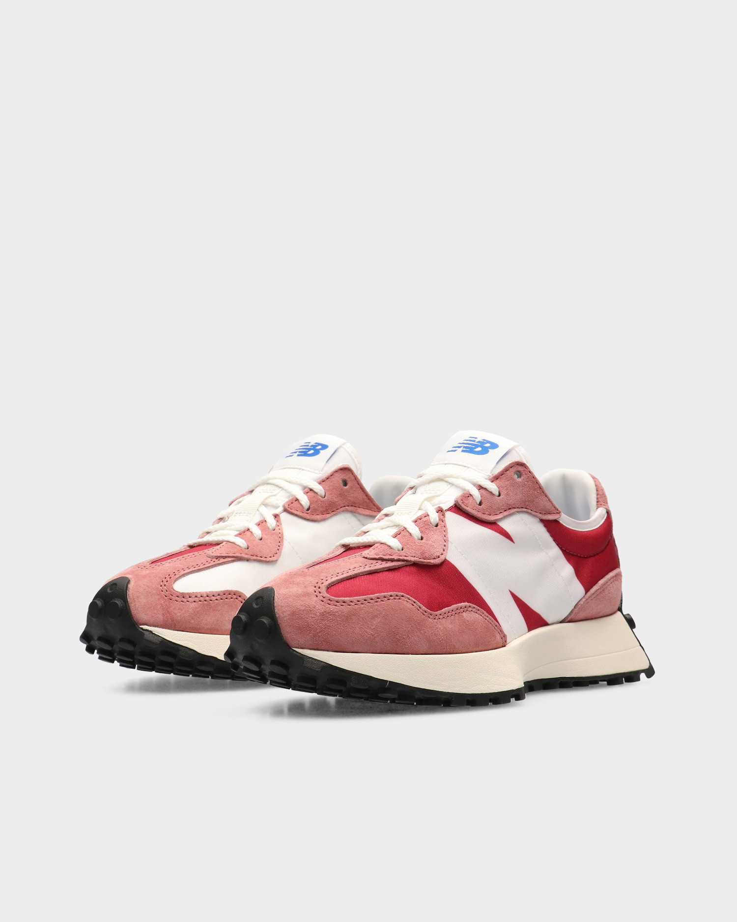 New Balance WS327LJ1 Washed Henna/Earth Red