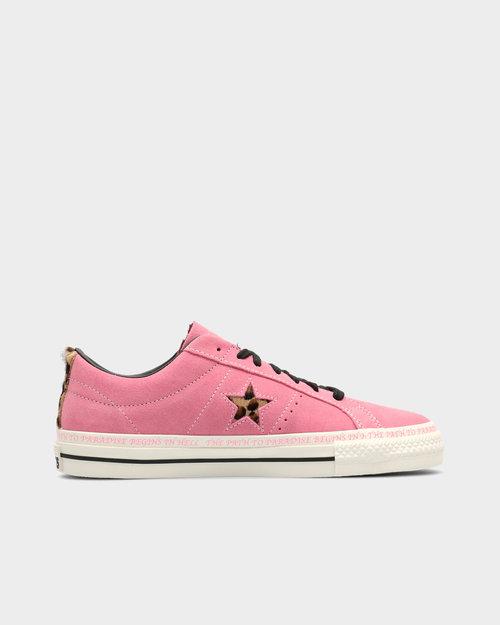 Converse Converse Sean Pablo One Star Pro Ox 90S Pink/Black/Egret