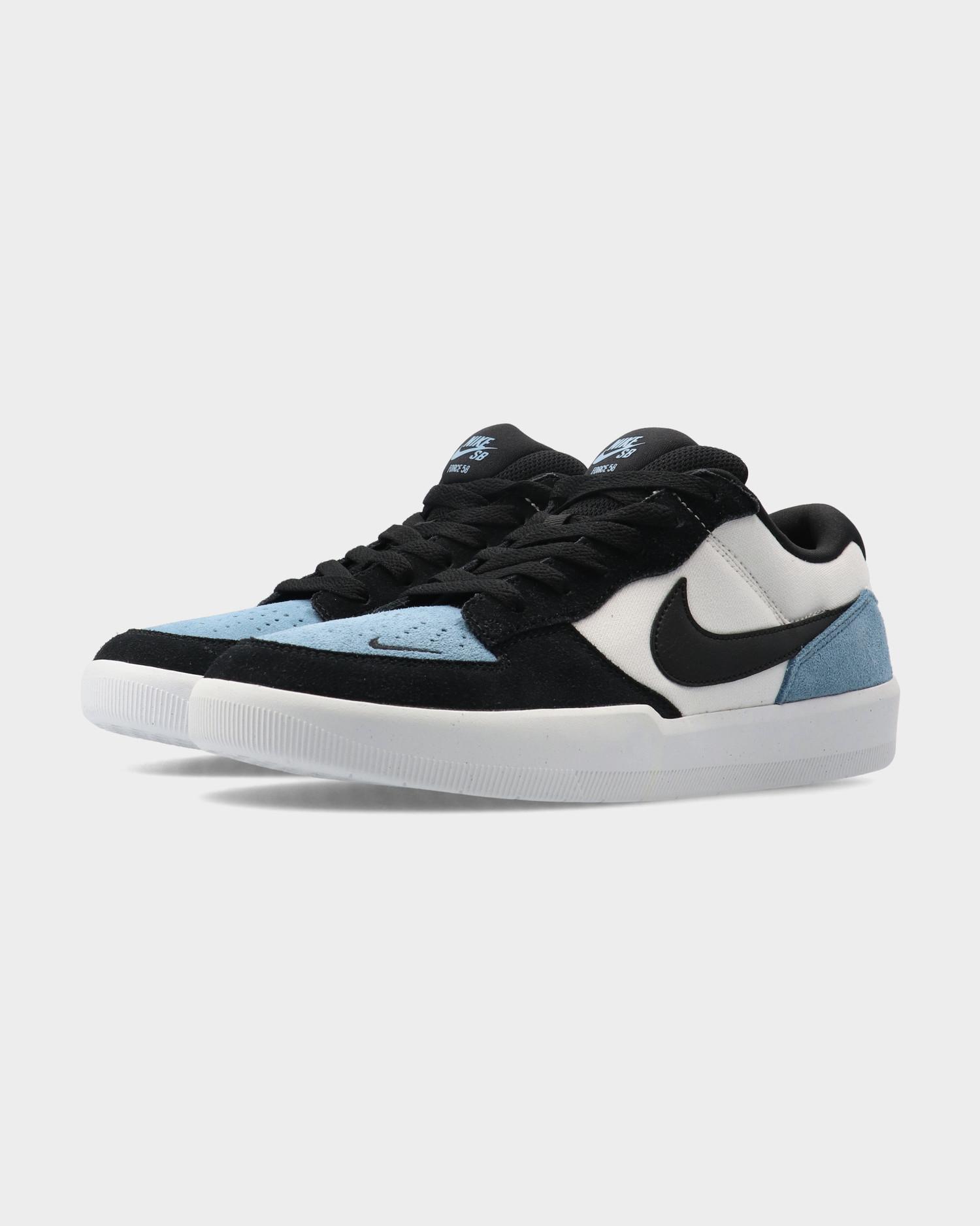 Nike SB Force 58 Dutch Blue/Black/White