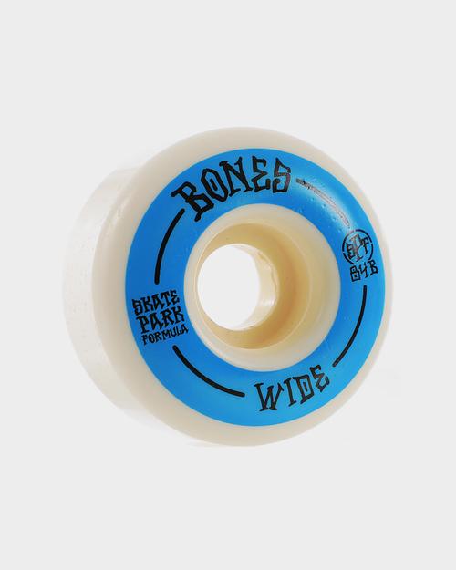 Bones Bones Wheels wide 54mm SPF Blue