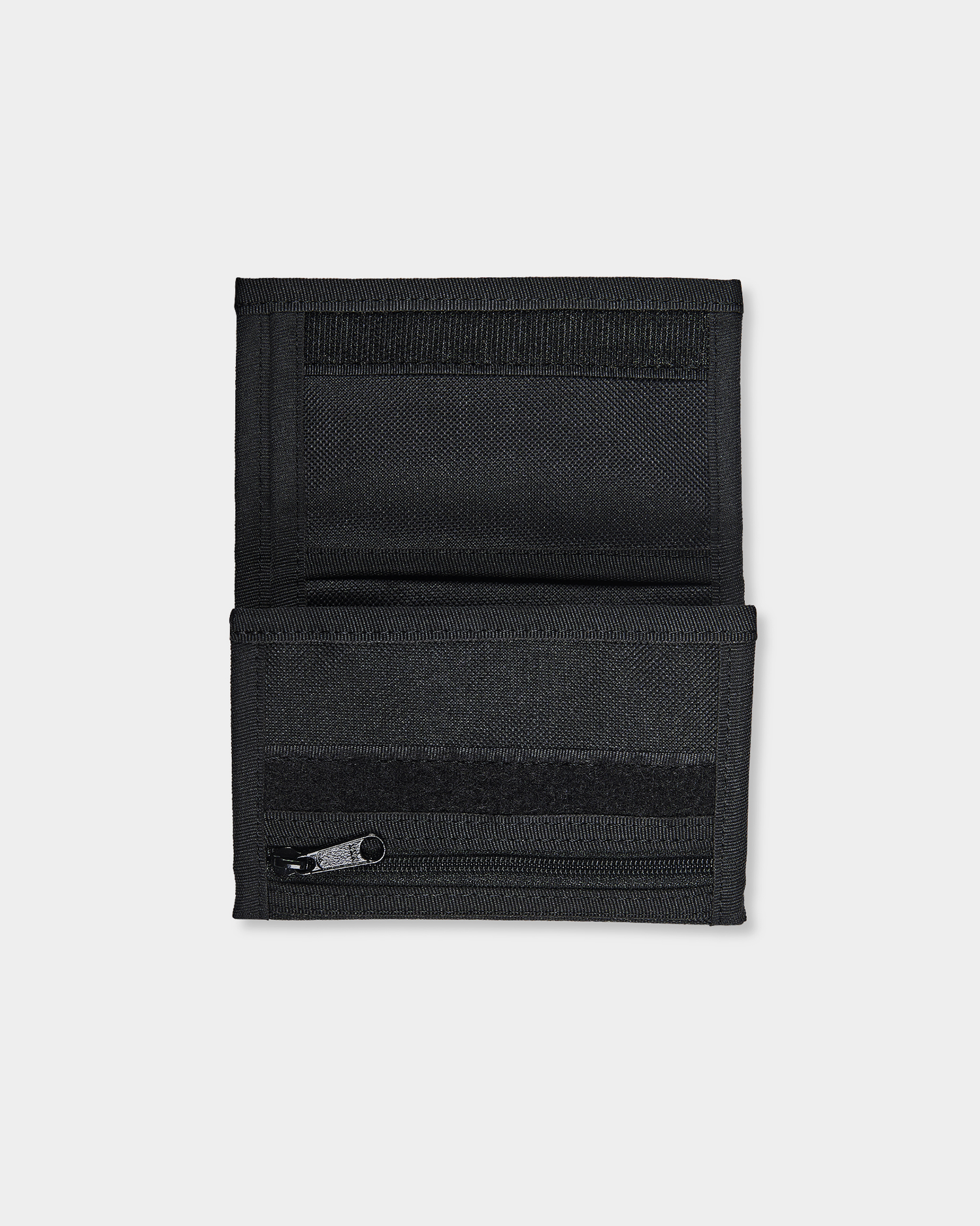 Polar Skate Dude Key Wallet Black