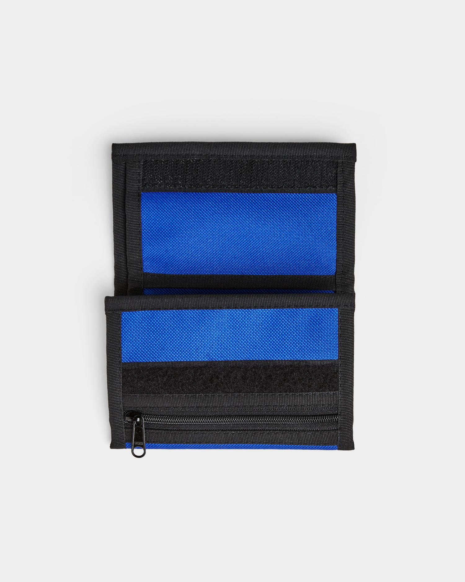 Polar Skate Dude Key Wallet Blue