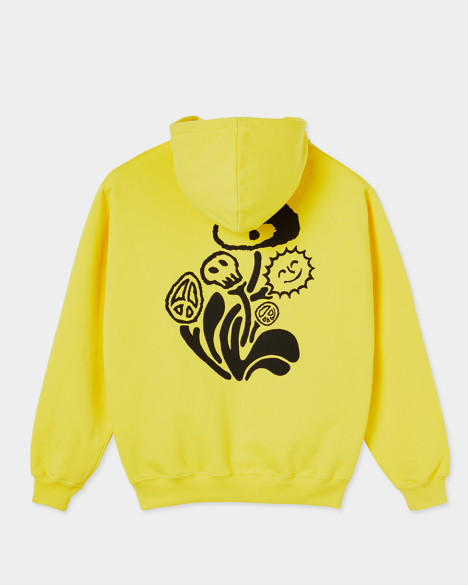 Polar Trippin Hoodie Lemon