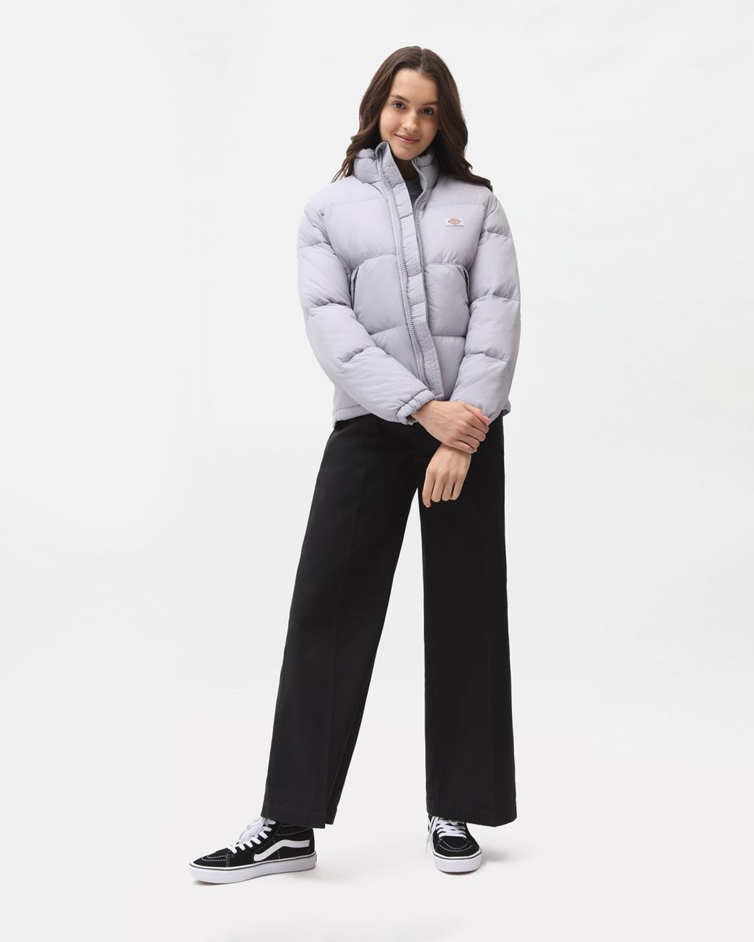 Dickies Alatna Lilac Grey Jacket